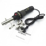 Фен паяльный GJ-8018LCD с регулировками и насадками